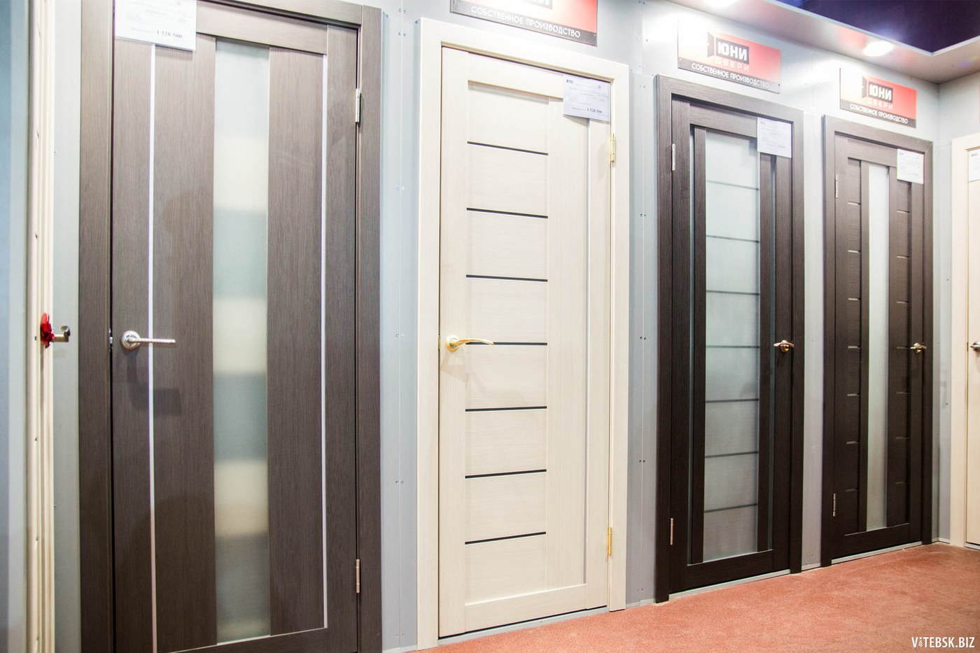 Двери межкомнатные деревянные из массива: цены, фото